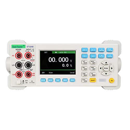 Multimètre Numérique de Bureau KKmoon ET3240