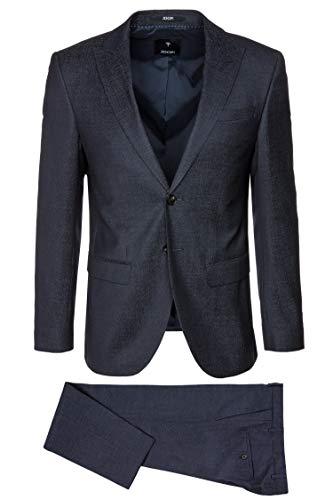 Joop! Herren Anzug Danny-Gun Blau 50