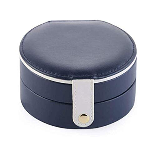 WHZG Caja joyero Pendientes de Caja Simple Hand Jewelry Boxry Pendientes Pendientes Caja de Almacenamiento Organizador Joyas