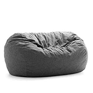 Prime 2019S Best Giant Bean Bag Chairs And Where To Find Them Gmtry Best Dining Table And Chair Ideas Images Gmtryco