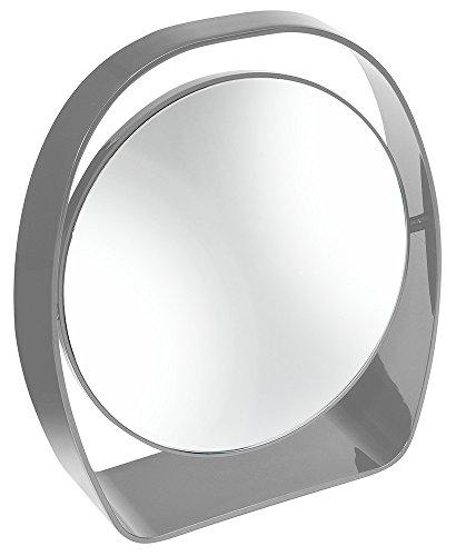Eliplast Facile Lean Miroir grossissant, Gris