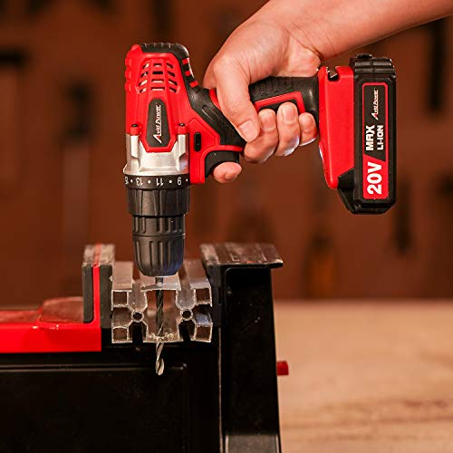 Using a Hand Drill