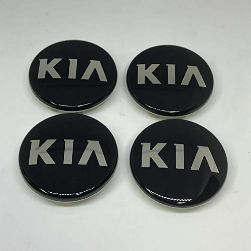 Automotiveapple Kia Motors OEM Genuine 529603W200 Center Hub Wheel Cap Cover Emblem 4-pc Set for 2014 2015 Kia Optima : The New K5