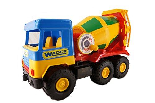 Wader Wozniak Middle Truck betoniarka