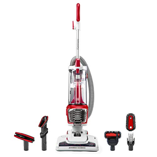 Kenmore DU2015 AllergenSeal Bagless Upright Vacuum 2-Motor Power Suction Lightweight Vacuum Cleaner with 10' Hose, HEPA Filter, 4 Cleaning Tools for Pet Hair, Carpet and Hardwood Floor