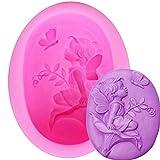 3D-Form für Seife Form eines Engels Schmetterling, handgefertigt, für Seife Kerzen Gebäck...