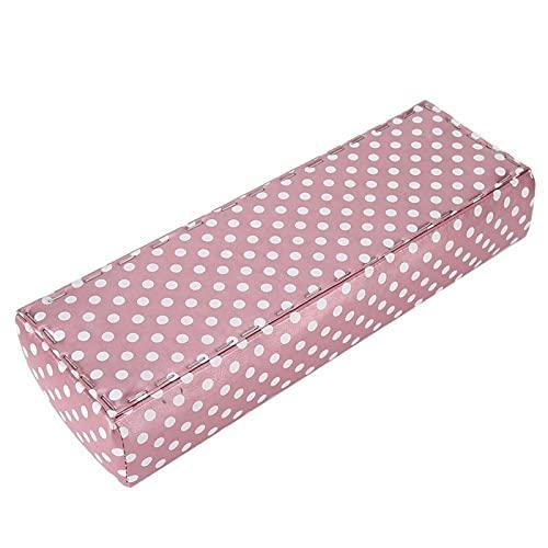Nail Art Hand Pillow Nail Art Almohada Almohada Belleza Cómodo para Uñas Salón (Almohada de Mano de Dot)