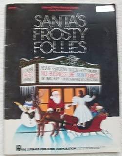 Santa's Frosty Follies (Choral Revue) - SAB Score - SAB - PaperBack
