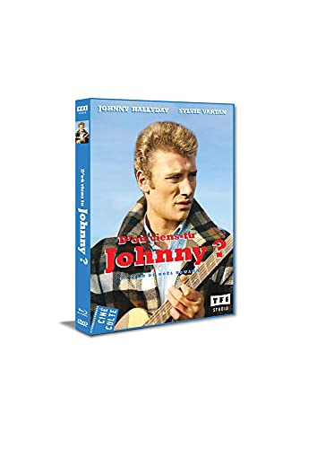 D'où Viens-tu Johnny [Combo Blu-Ray + DVD]