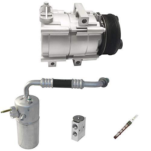 RYC Remanufactured AC Compressor Kit KT AE69