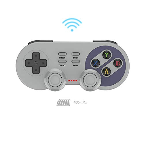Letway Wireless Game Controller 2020 Multifunktionales Bluetooth Wireless Gamepad Für Android IOS Computer PS3-Verbindung