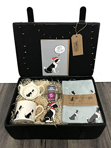 Partridge Direct Luxury Hamper for Dog Lover and Pet (Border Collie)