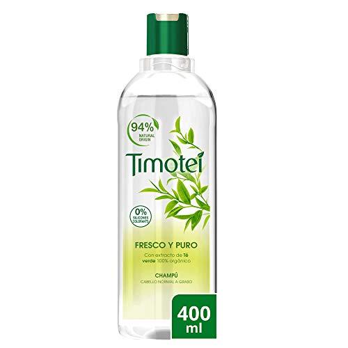 Timotei - Champú Fresco y Puro - 400 ml