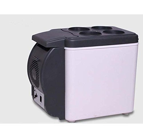 Mini-koelkast voor auto, draagbare compressor, 6-10 liter, mini-koelkast