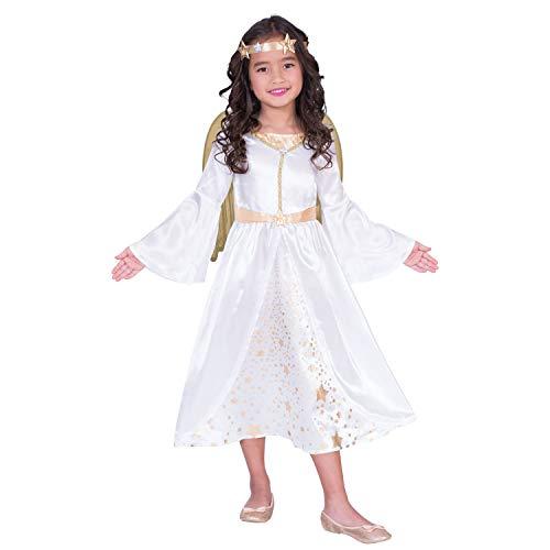 amscan Disfraz de ángel de Natividad para niños