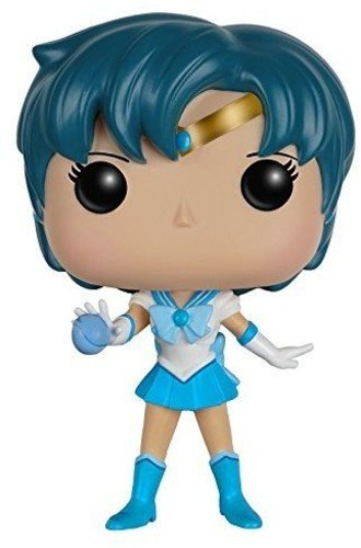 Sailor Moon - Boneco Pop Funko Sailor Mercury