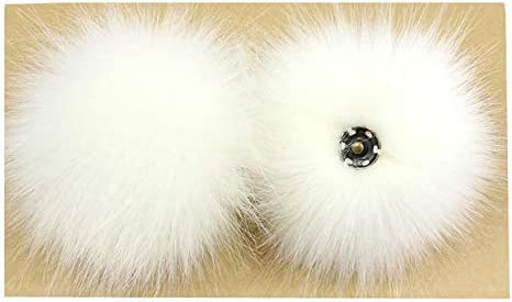 zorpia Popular standard 12pcs DIY Knitting Hats Sales of SALE items from new works Accessires Fake Faux - Po Pom Fur