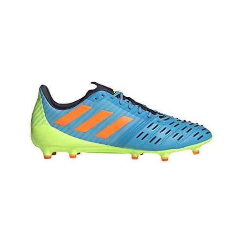 adidas Predator Malice Control (FG), Unisex-Rugby-Stiefel für Erwachsene, Ciasen/Narsen/Versen, 39 1/3 EU