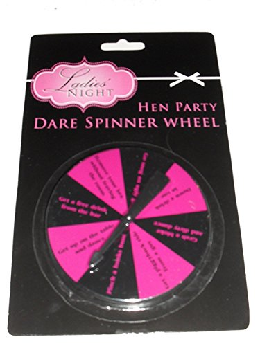Ladies' Night Dare Spinner Wheel Hen Party Accessory