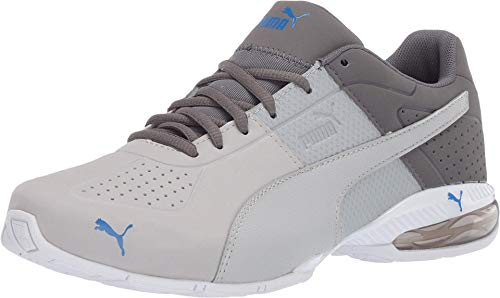 PUMA Men's Cross-Trainer Sneaker, High Rise-Palace Blue, 10.5 M US