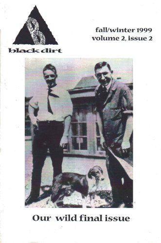 Black Dirt Fall/Winter 1999 Volume, 2, Issue 2