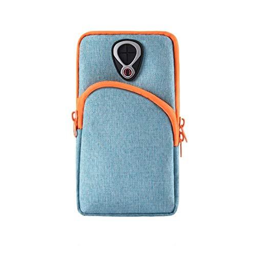 No_brand Laufarm Handy Handgelenk Tasche Abdeckung Smartphone Geldbörse Halter wasserdichte Outdoor-Sportgeräte Fitness-Zubehör | Lauftaschen