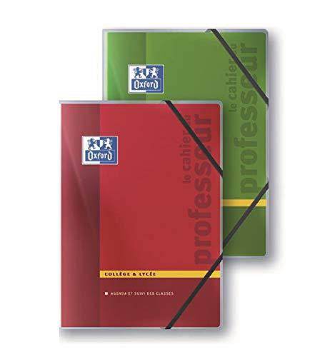 Oxford - Cuaderno para profesor (universidad y escuela secundaria), 2x76 hojas