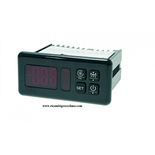 TERMOSTATO CONTROLLORE ELETTRONICO AKO D14212