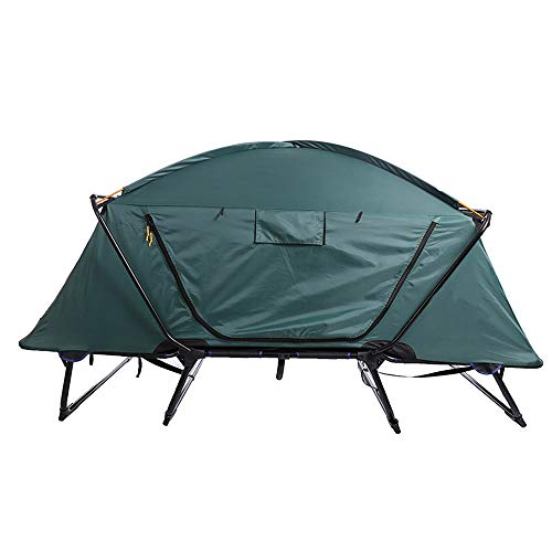 HAPPEPP Outdoor Camping Free Multi-purpose Fishing Built Off-ground Tent Off-site Camping Tent Bed