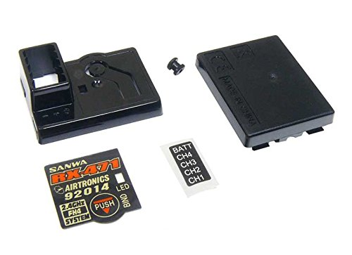 Sanwa / Airtronics RX-471 Receiver Case ONLY