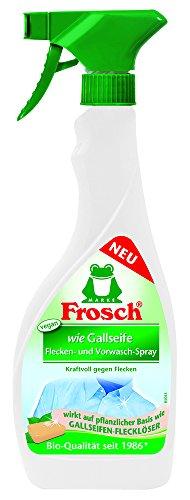 Frosch wie Gallseife Flecken und Vorwaschspray, 500 ml
