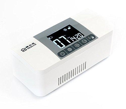 Home Care Wholesale Medizin Kühlschrank und Insulin Kühler für Auto, Reisen, Haus - Portable Auto Kühlung Case/Small Travel Box für Medikamente