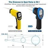 Immagine 2 holdpeak infrarossi termometro hp 1500