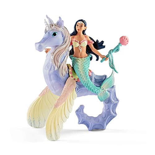 Schleich 70557 bayala Spielfigur - Meerjungfrau Isabelle, Spielzeug ab 5 Jahren