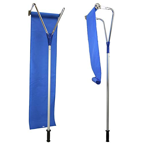 DYJD Snow Shovel, Roof Snow Removal Tool Telescopic Snow Removal Machine...