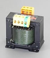 エスコ 1.0KVA静電シールド付電源トランス EA815ZX-15