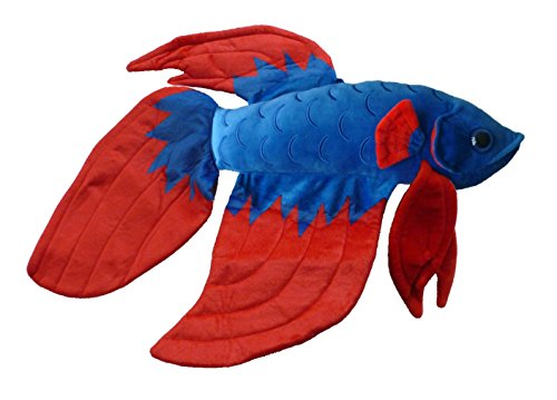"Adore 20"" Flare The Betta Fish Stuffed Animal Plush Toy"