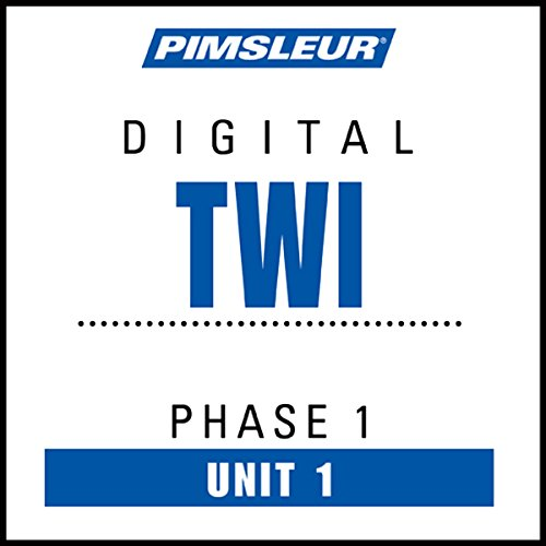 Twi Phase 1, Unit 01 audiobook cover art