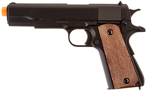 double eagle 1911a1 metal and abs spring airsoft pistol 250-fps airsoft gun(Airsoft Gun)