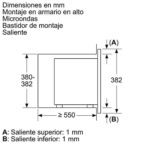 Balay 3WGX1929P