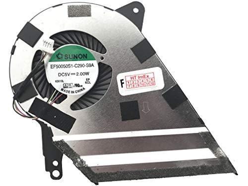 Lüfter Kühler Fan Cooler kompatibel für Asus Zenbook UX302L, UX302LA, UX302LG, UX302LN