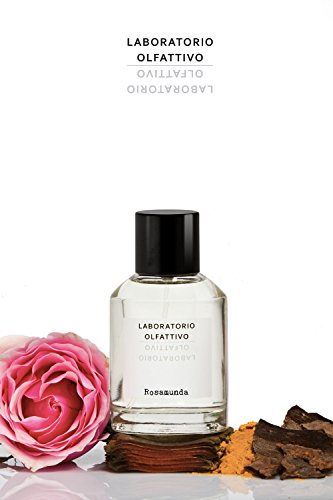laboratorio Olfa ttivo Lab olfatt Rose munda EDP vapo100 ml, 1er Pack (1 x 100 ml)