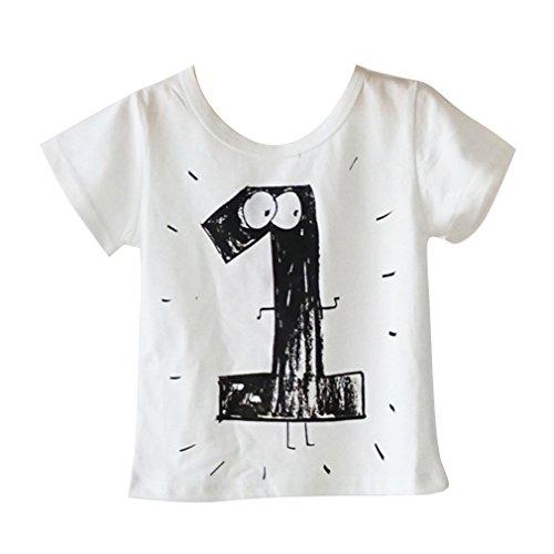 Junkai Familie Kleidung Nummer Print Kurzarm T Tops Für Unisex Adult Baby Kinder T-Shirt Kleinkind Mädchen Jungen Strampler Overall Outfits
