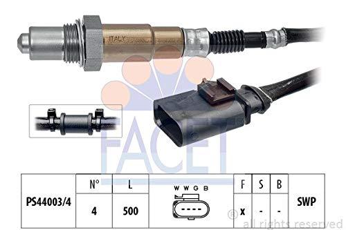 Lambdasonde Made in Italy - OE Equivalent Vorne (1260-2904) Sensor Gemischaufbereitung Sauerstoff-Sensor
