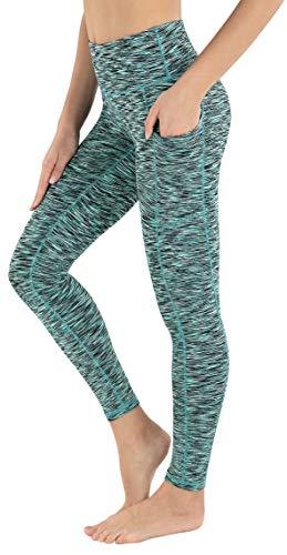 HOFI High Waist Yoga Pants for Women Workout Leggings with Pockets Tummy Control