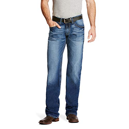 Ariat M4 Low Rise Boot Cut Jeans – Men's Relaxed Fit Denim