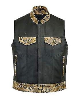 Best mens snakeskin vest Reviews