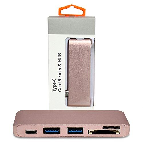 Ultimaxx USB 3.0 TYPE-C HUB-RO