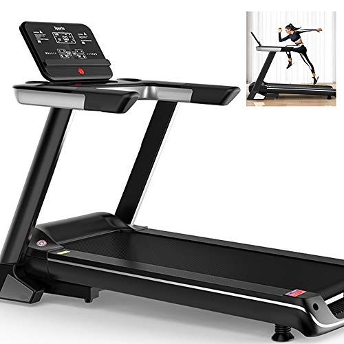 2.5HP Motor Opvouwbare Gemotoriseerde Loopbanden Gym Huishoudelijke Draagbare Kleine Ultrastille Fitnessapparatuur Intelligente Running Jogging Walking Machine