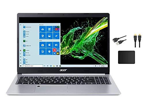 Acer Aspire 15.6' Full HD IPS Backlight Premium Laptop Bundle Woov Accessory | 10th Gen Intel Core i5-1035G1 | 16GB DDR4 | 256GB SSD | WiFi 6 | Fingerprint Reader | Backlit Keyboard | Windows 10 Home